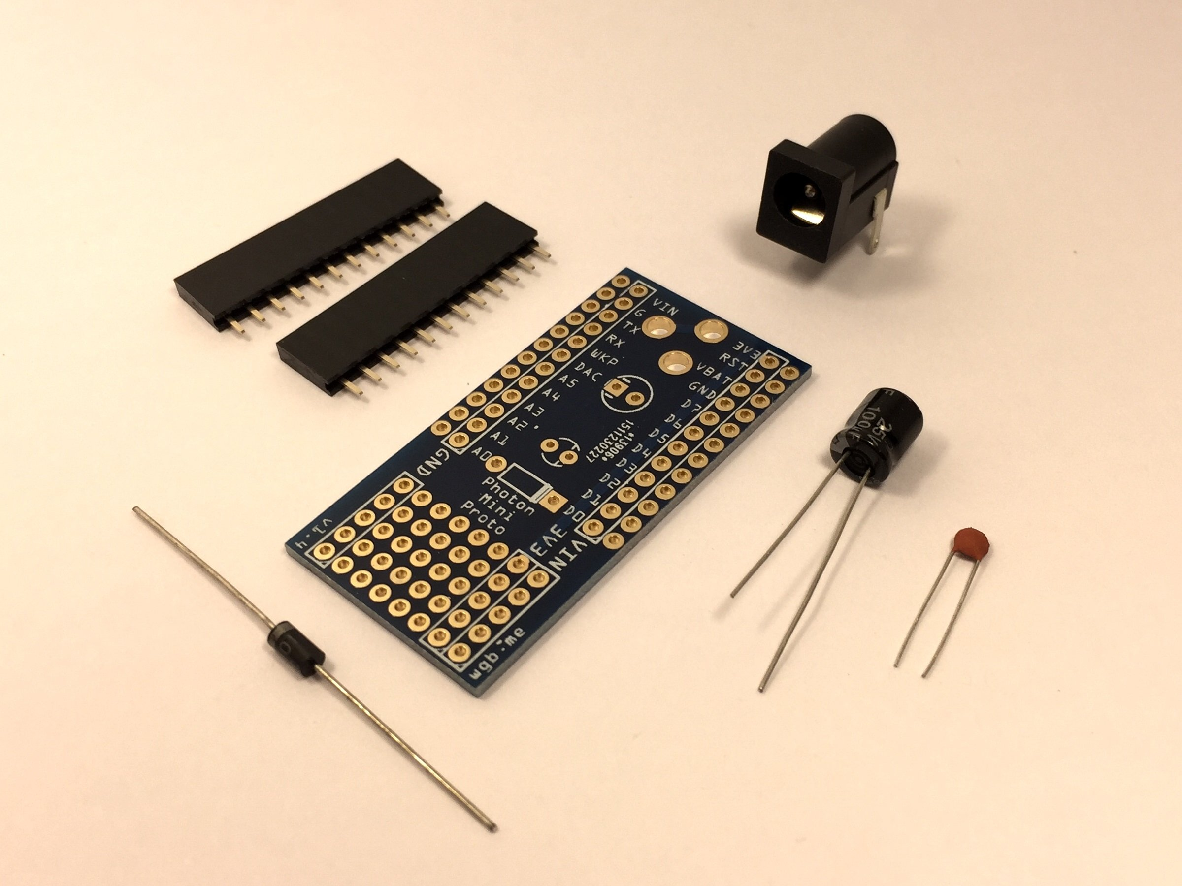Photon Power Proto Board