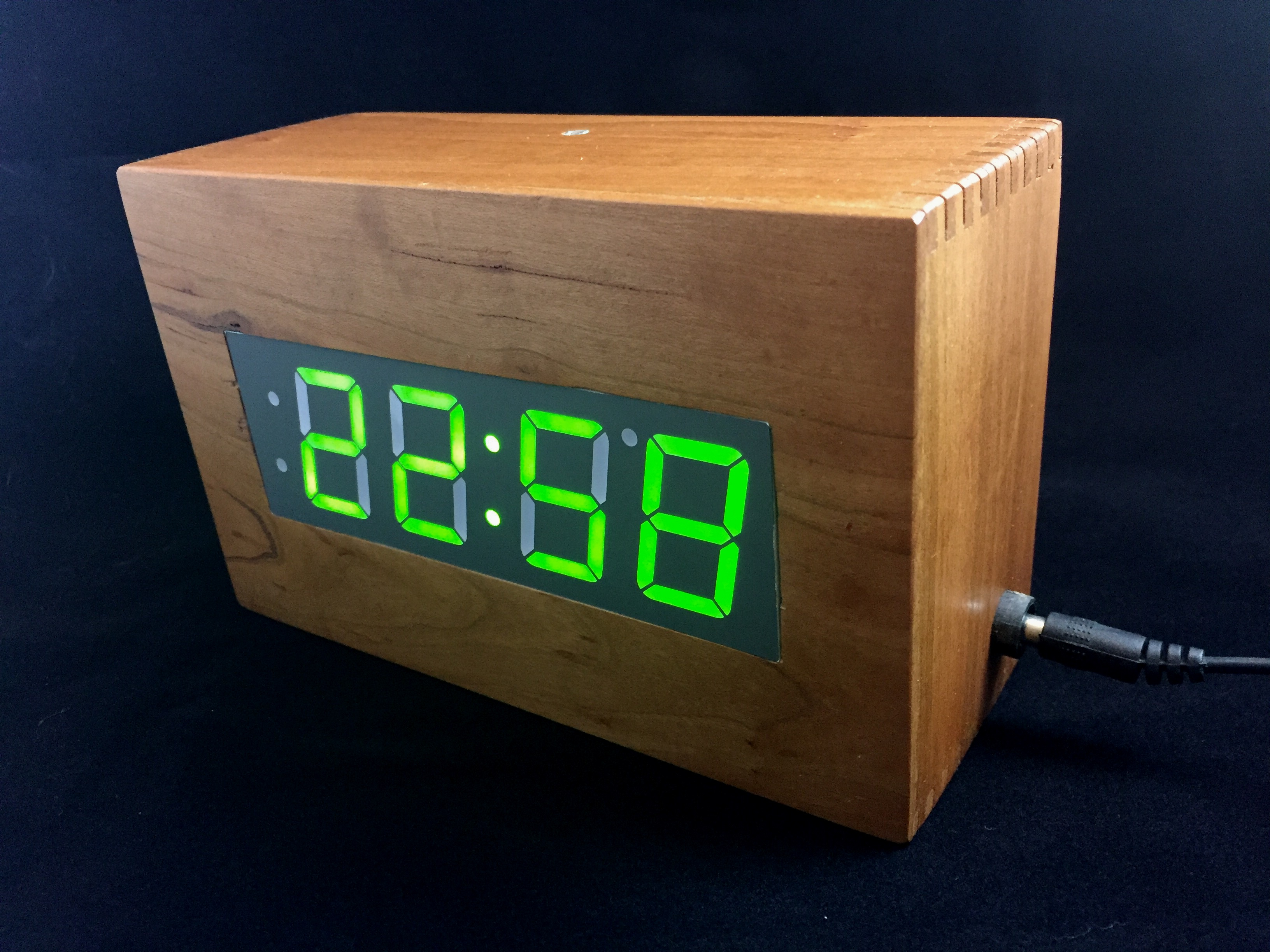 Cherry Box for IoT Clock
