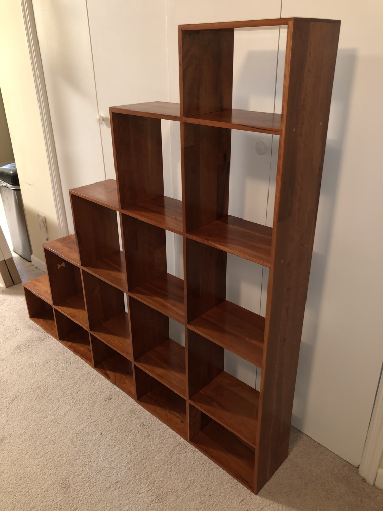 Cherry Comic Shelves